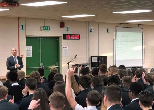 Year 11 - Financial Management talk