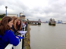 Thames Barrier pic 1