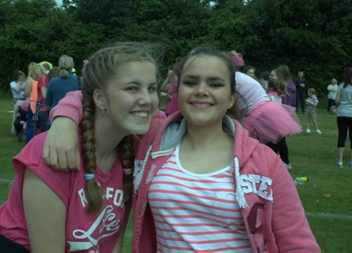 Race for Life - A big thank you!