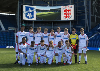 U14 B Team Cup ESFA PlayStation Schools' Cup Final - UPDATED