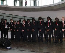 HA CityHall choir 1