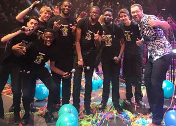 Harmony Army Triumphs at The Royal Albert Hall MFY Proms 2019
