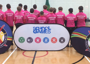 Year 9 Sports Leaders Delivered Bexley School Games Panathlon Cha...