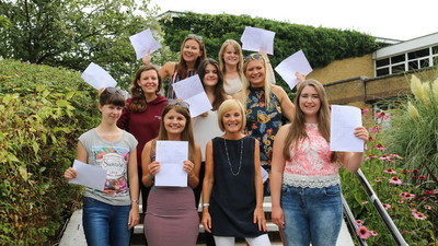 Invicta Grammar School is thrilled with another superb set of A Level results!
