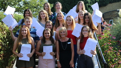 Invicta Grammar School 'got GOLD' for GCSE results!