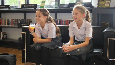 Year 7 Welcome Drinks