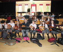Guitar ensemble sept 2016 9