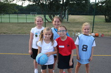 Year 5 netball session 1 13