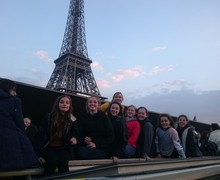 Year 8 paris 10