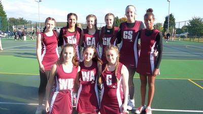 U16 Kent Netball Tournament