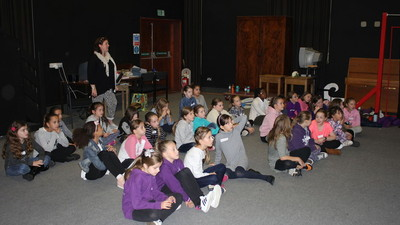 Year 5 Drama Familiarisation Workshop