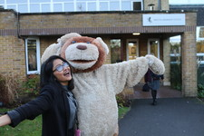 Hug a bear day 27
