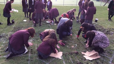 Bulb Planting at Invicta
