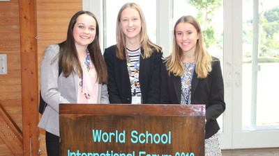 World School - Seminars, Japanese Culture Night and Goodbyes