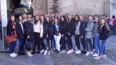 Spanish Exchange to Jerez