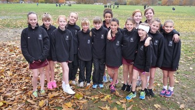 Year 7 cross country