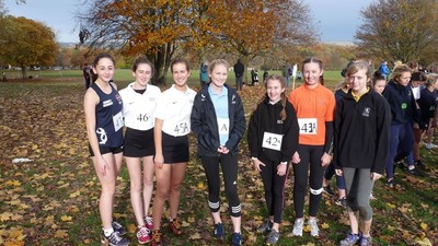 Year 10 and 11 cross country