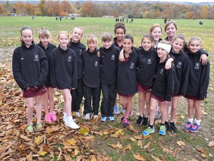 2016 Maidstone School's Cross Country Championships