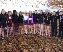 Year 8 and 9 cross country