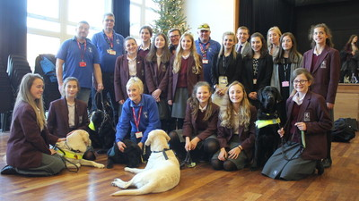 Guide Dog Christmas Fair