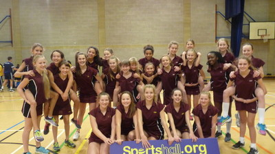 Maidstone Sportshall Athletics Competition Success