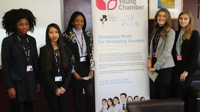 Young Chamber Business Lunch