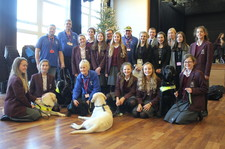 Guide dogs christmas fair 28