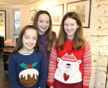 Christmas jumpers non uniform 9