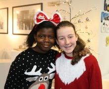 Christmas jumpers non uniform 17
