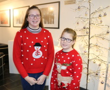 Christmas jumpers non uniform 29