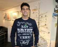 Christmas jumpers non uniform 46