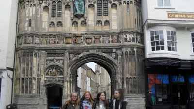 Year 8 Religious Studies Visit to Canterbury