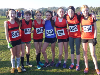 Cross Country Jan 2017