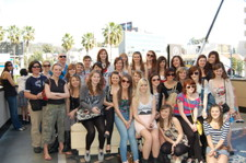 Business Studies trip to Hollywood (10)