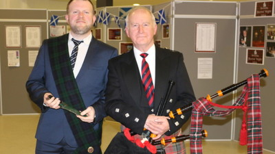 Burns Night at Invicta