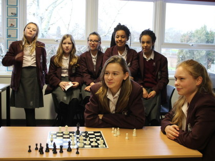 2017 Inter House Chess Tournament