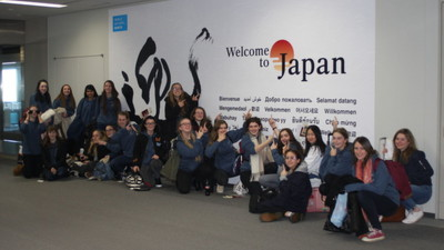 Japanese Exchange - Arrival and visit to Kamakura
