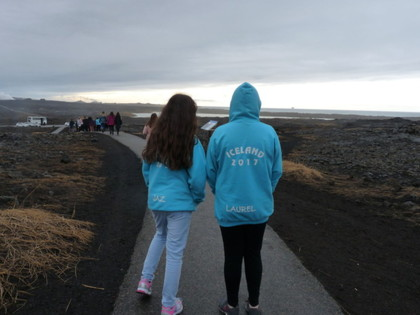 2017 Iceland Geography Field Trip