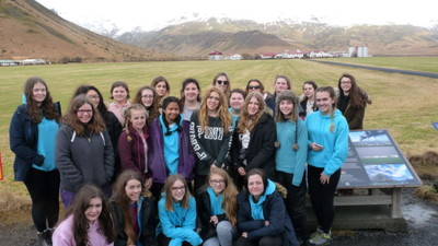 Geography Field Trip to Iceland