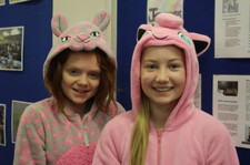 Year 7 onesie day 7