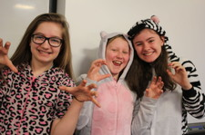 Year 7 onesie day 12