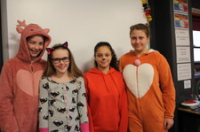 Year 7 onesie day 15