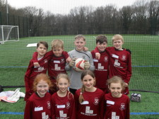 Year 5 football tournament 13