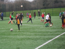 Year 5 football tournament 18