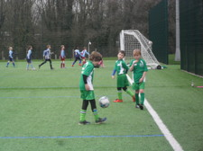 Year 5 football tournament 29