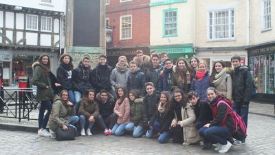 Spanish Exchange visit to Invicta