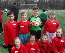Year 5 football tournament 2