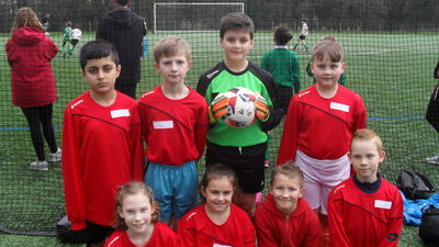 Year 5 Football Tournament