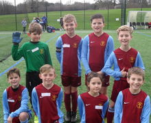 Year 5 football tournament 3