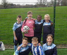 Year 5 football tournament 4
